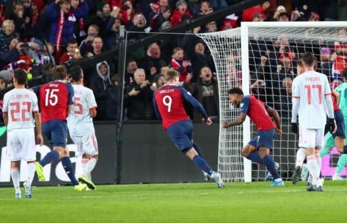 رياضة عالمية السبت التأهل مؤجل.. النرويج تخطف تعادلًا من إسبانيا في الوقت القاتل بتصفيات يورو 2020