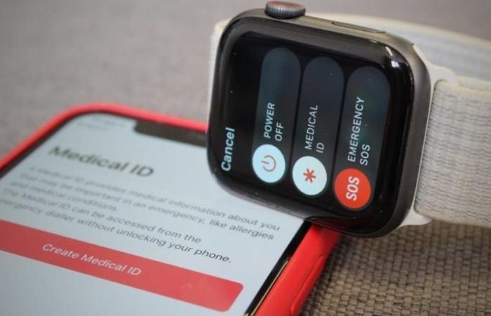 اخبار التقنيه Apple Watch.. إليك كيفية تفعيل ميزة اكتشاف السقوط والاتصال بالطوارئ