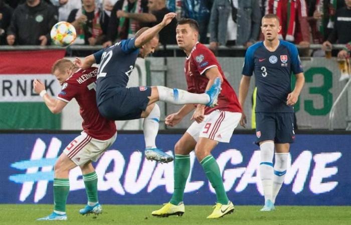 رياضة عالمية الأحد المجر تفلت من فخ إذربيجان في تصفيات يورو 2020