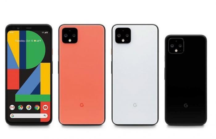 اخبار التقنيه متجر كندي يتيح هواتف Pixel 4 مع كافة الصور ومقارنة المواصفات