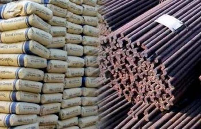 آخر أسعار الحديد والأسمنت والجبس فى مصر.. تعرف عليها
