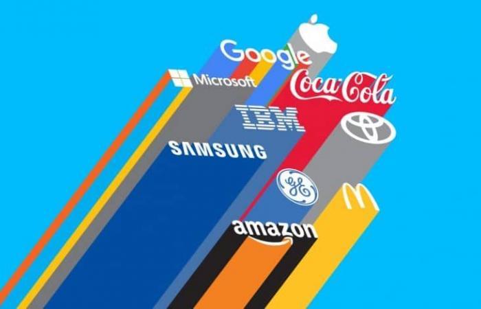 اخبار التقنيه تقرير جديد يكشف عن العلامات التجارية الأعلى قيمة في العالم