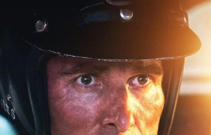 #اليوم السابع - #فن - كريستيان بيل ومارك ويلبيرج فى بوسترات جديدة لـ فيلم Ford v Ferrari