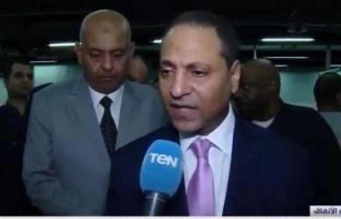 """اخبار السياسه رئيس """"القومية للأنفاق"""": محطة مترو هليوبوليس الأكبر في الشرق الأوسط"""