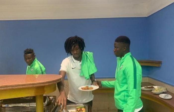 الوفد رياضة - شاهد.. نيجيريا أول الحاضرين للمشاركة بأمم إفريقيا تحت 23 سنة موجز نيوز