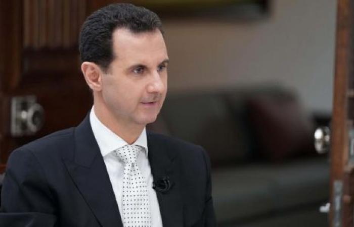«بشار» يهدد تركيا بالحرب ويغازل «ترامب» ويتحدث عن «البغدادي»