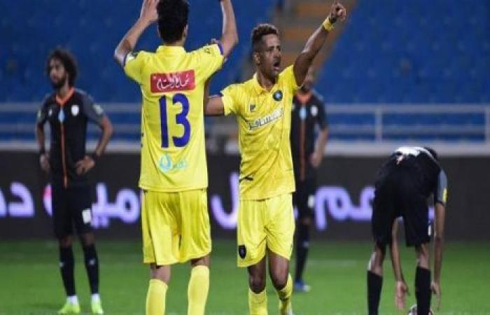 الوفد رياضة - التعاون يفوز على الشباب بثلاثية في الدورى السعودي موجز نيوز