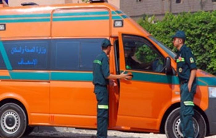 الوفد -الحوادث - مصرع طفلة بالمراغة بعد سقوط سور منزل قديم عليها موجز نيوز