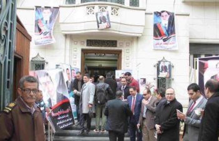 #اليوم السابع - #حوادث - اليوم.. بدء تلقى التنازلات من المرشحين فى انتخابات نادى القضاة