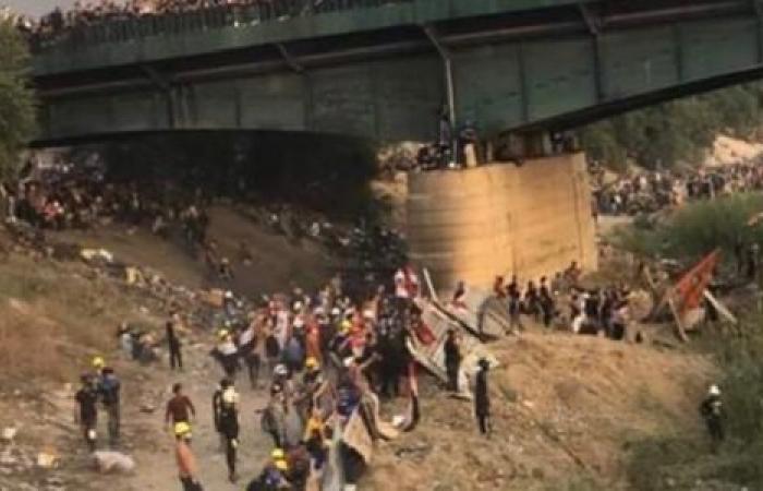«الجمهورية والسنك» جسران محرّمان على المتظاهرين في بغداد.. لماذا؟