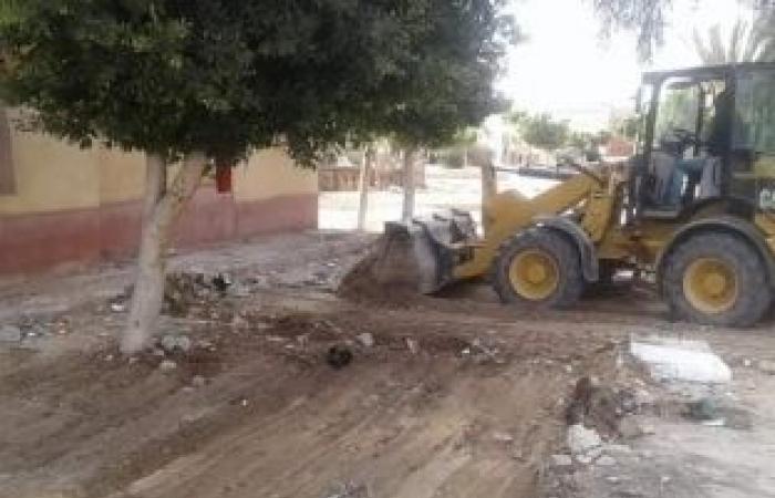 اخبار السياسه إعادة فتح طرق جديدة.. ورفع كفاءة الخدمات في الشيخ زويد