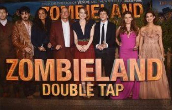 #اليوم السابع - #فن - 25 مليون دولار زيادة فى إيرادات فيلم Zombieland: Double Tap