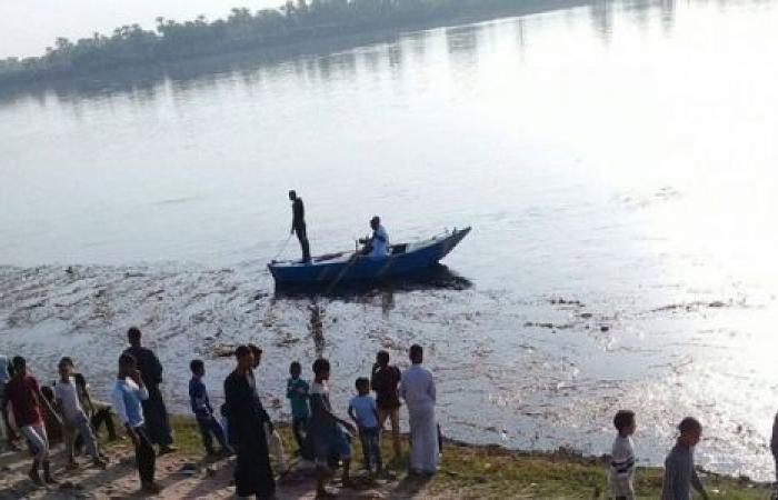 الوفد -الحوادث - قوات الإنقاذ النهري تكثف جهودها لاستخراج جثة طفل غرق بهر النيل بقنا موجز نيوز