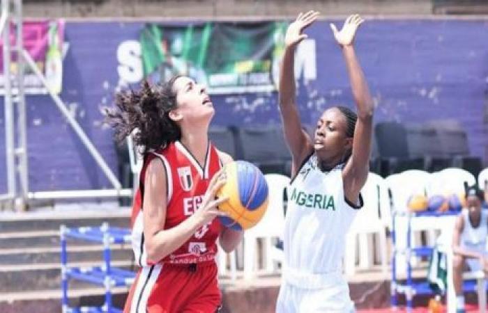 الوفد رياضة - منتخب ناشئات مصرلكرة السلة 3*3 يودع بطولة افريقيا موجز نيوز