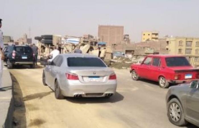 الوفد -الحوادث - مصرع طفل وإصابة شخصين في جرجا موجز نيوز