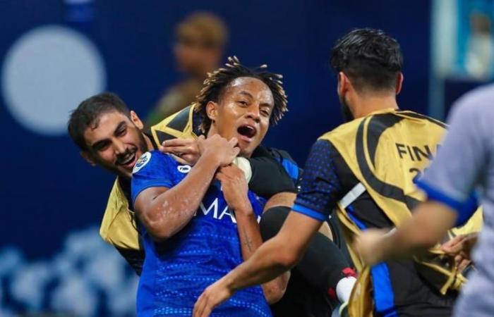 """رياضة عربية السبت """"الثعبان"""" كاريلو يلدغ أوراوا ويقود الهلال للفوز بذهاب نهائي أبطال آسيا (فيديو)"""