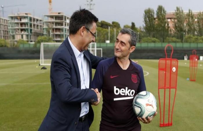 رياضة عالمية السبت بارتوميو: فالفيردي هو المدرب المثالي لبرشلونة في هذه المرحلة
