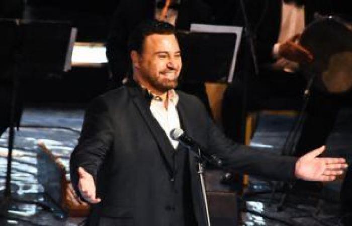 #اليوم السابع - #فن - عاصى الحلانى يضم أغنية مصرية لألبومه الجديد.. اعرف التفاصيل