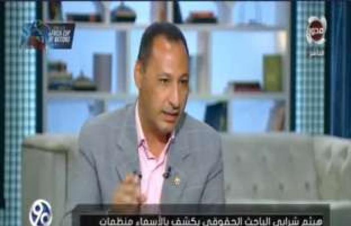 اخبار السياسه باحث حقوقي: الإخوان بدأوا استغلال ملف حقوق الإنسان منذ 2006