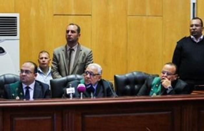 """#اليوم السابع - #حوادث - مد أجل الحكم على 32 متهما بخلية """"ميكروباص حلوان"""" لجلسة 25 نوفمبر"""