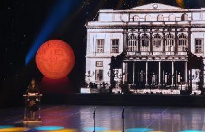#اليوم السابع - #فن - فيلم تسجيلى عن مراحل تطور الأوبرا الخديوية فى احتفالية 150 عاما على إنشائها