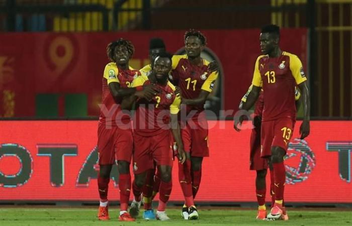 رياضة عالمية الخميس بمساعدات مصرية.. غانا تتأهل لنصف نهائي بطولة أفريقيا