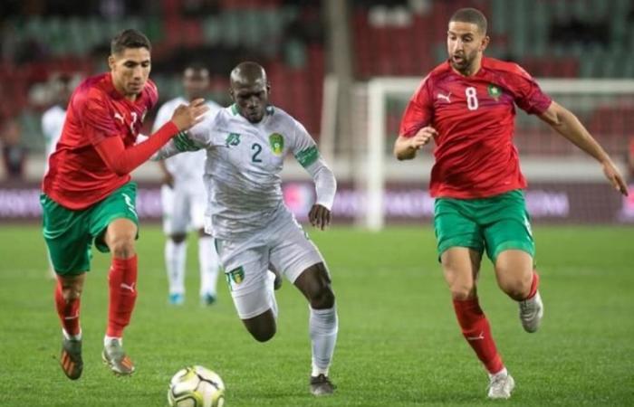 رياضة عربية الجمعة المغرب يفقد نقطتين أمام موريتانيا في مستهل تصفيات أفريقيا