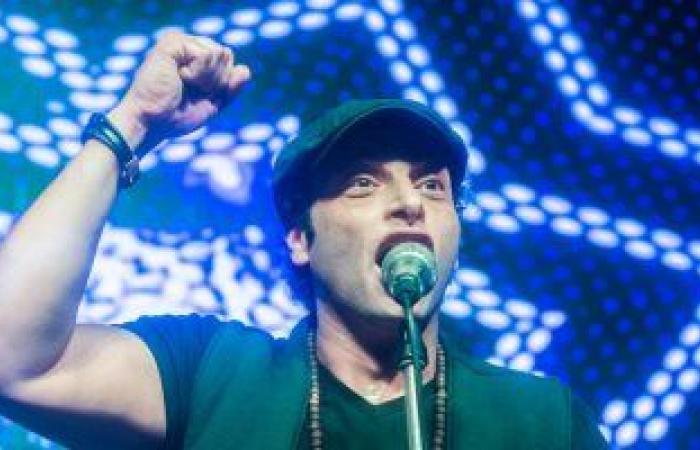 #اليوم السابع - #فن - وائل الفشني يبدأ السنة الجديدة بحفل غنائي بساقية الصاوي