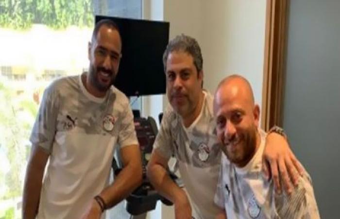 """الوفد رياضة - شيتوس """" خطيب """" الجمعة للمنتخب الأوليمبي و العراقي """"إمام"""" موجز نيوز"""