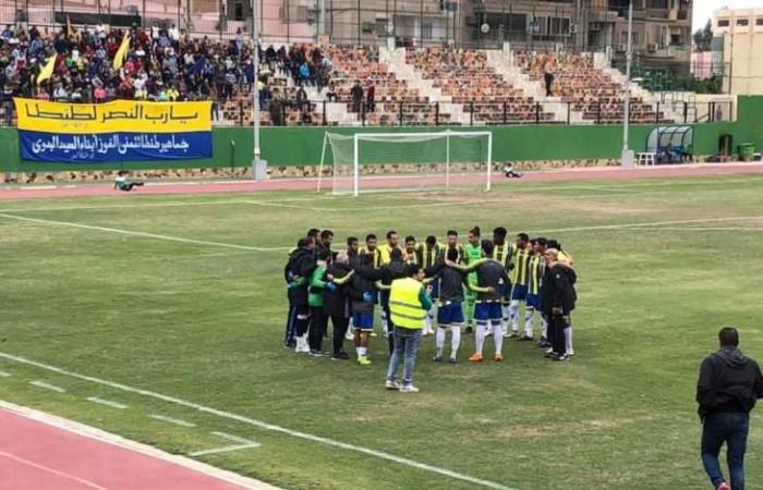 عودة الدوري.. طنطا 0-0 طلائع الجيش