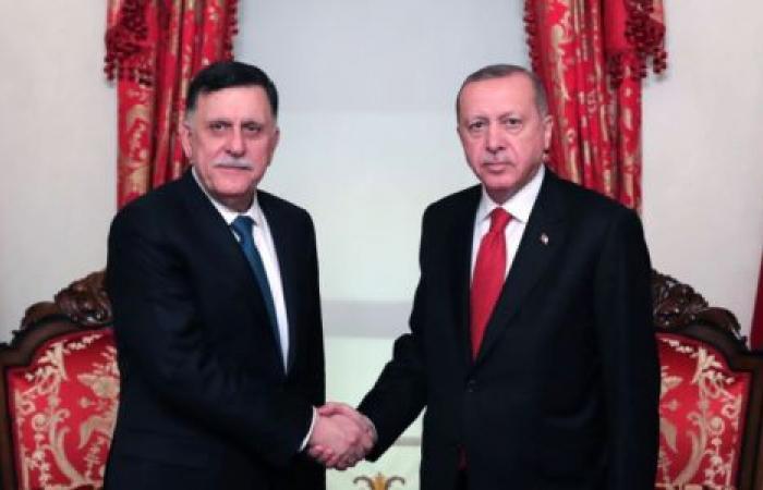فيديو.. تفاصيل اتفاق أردوغان والسراج وحقيقة التدخل العسكري التركي في ليبيا
