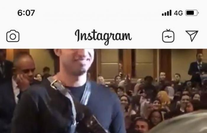 #اليوم السابع - #فن - بعد انتهاء عروض مسرح مصر.. على ربيع: مايخلصنيش زعلكم ورجعلكم بمسرحية جامدة