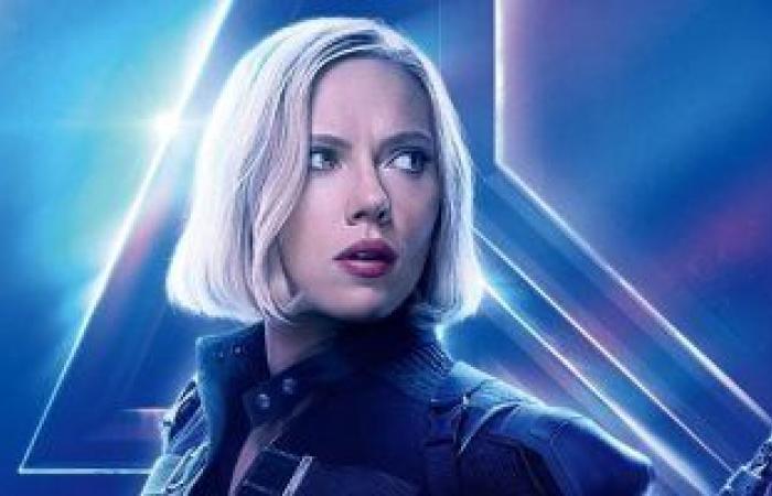 #اليوم السابع - #فن - مارفل تطرح تيزر جديد لأحدث أفلامها  Black Widow بـ بوستر