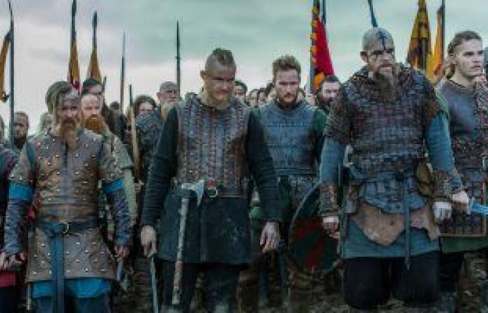 #اليوم السابع - #فن - 5 مسلسلات تعود من جديد فى الشتاء خلال شهر ديسمبر أولها Vikings