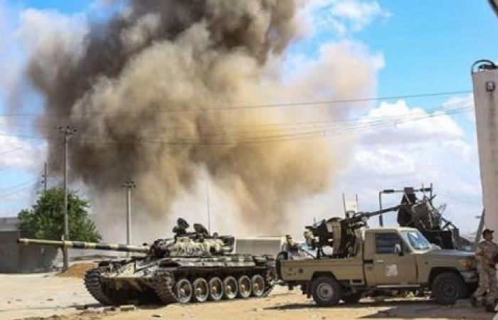 ليبيا.. «بركان الغضب» تعلن إسقاط مقاتلة تابعة لحفتر وأسر قائدها