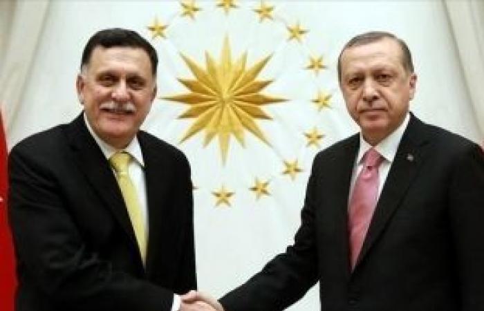 """اخبار السياسه """"يحق لنا إرسال قوات لهذا البلد"""".. كيف سلم السراج أمن ليبيا لأردوغان؟"""