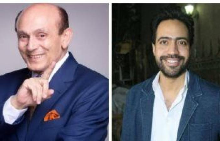 """#اليوم السابع - #فن - عبد الله حسن يكتب أشعار  مسرحية """"عيلة اتعملها بلوك"""" لـ محمد صبحي"""