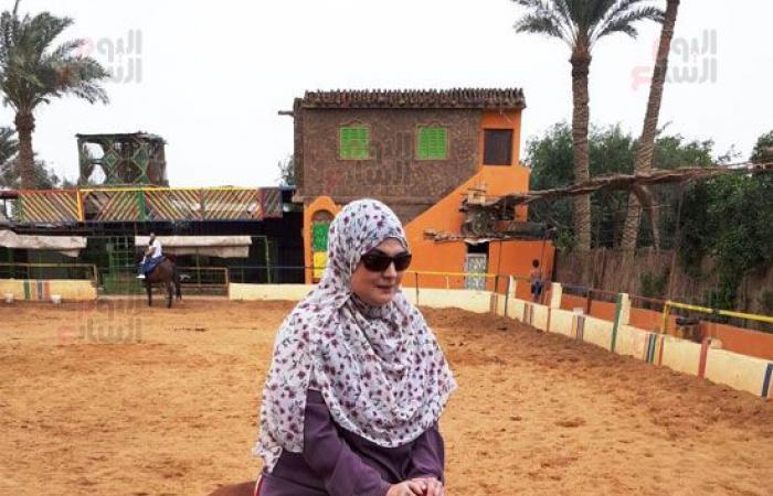 #اليوم السابع - #فن - هالة طفلة فيلم الحفيد: دخلت الفن صدفة وكتبوا عنى فاتن حمامة القادمة