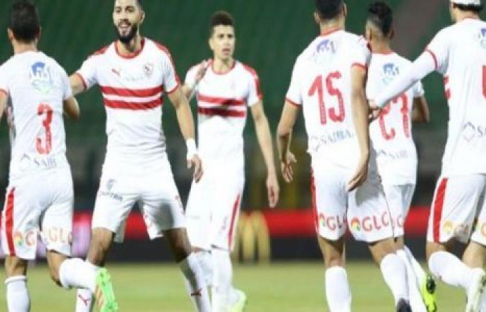الوفد رياضة - شاهد..مباراة الزمالك وطنطا بالدوري الممتاز موجز نيوز