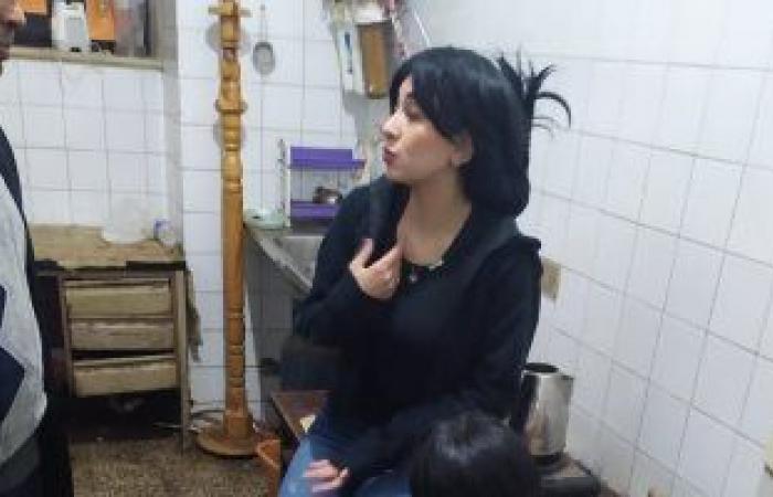"""#اليوم السابع - #حوادث - فتاة التحرش تبرئ متهما أمام النيابة: """"هانى"""" كان بحوزته كلب وحاول إبعاد الشباب"""