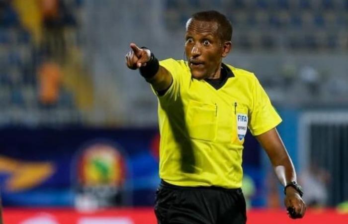 باملاك تيسيما يُدير لقاء الزمالك وزيسكو بدوري أبطال أفريقيا