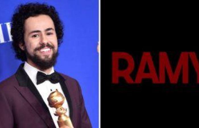 #اليوم السابع - #فن - المصرى رامي يوسف يحتفل على طريقته بعد جائزة الـ 2020 Golden Globes