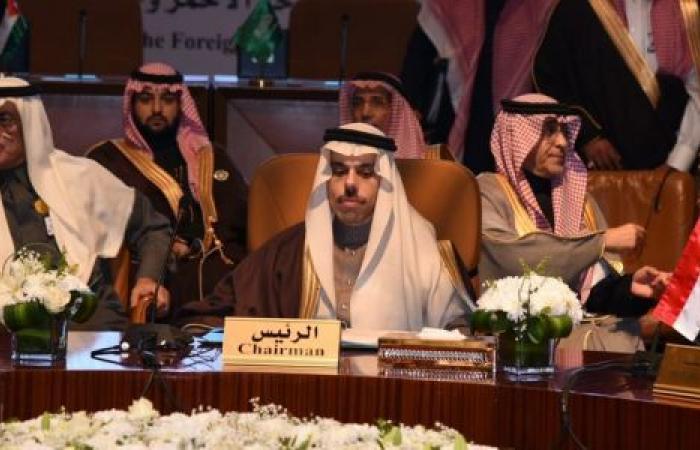 تفاصيل اجتماع وزراء خارجية الدول العربية والإفريقية المطلة على البحر الأحمر