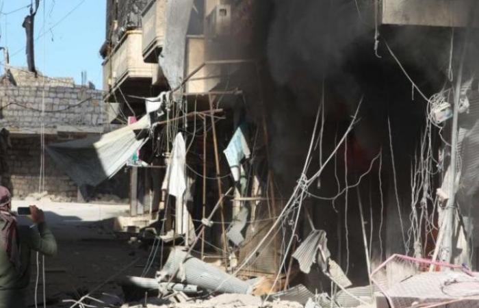 هربًا من يوميات إدلب الدامية.. النزوح مستمر في عاصمة المهجرين
