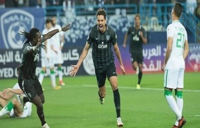 الوفد رياضة - الليلة.. صدام ناري بين الهلال وأهلي جدة في الدوي السعودي موجز نيوز