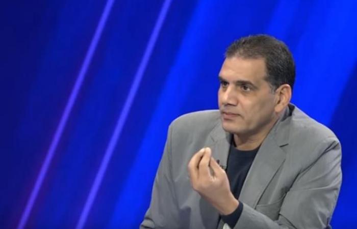 الغندور: أنا مقاتل ولن أرحل إلا في حالة واحدة.. والموسم الماضي أضر بالحكم المصري