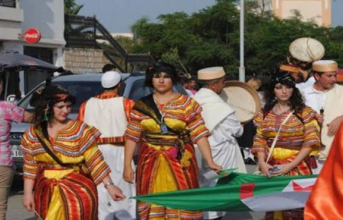 فيديو وصور  احتفالات الجزائر برأس السنة الأمازيغية..شخشوخة وكسكسي وعطلة رسمية