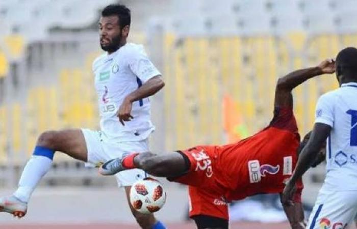 الوفد رياضة - التعادل يحسم مباراة سموحة وحرس الحدود في الدوري موجز نيوز