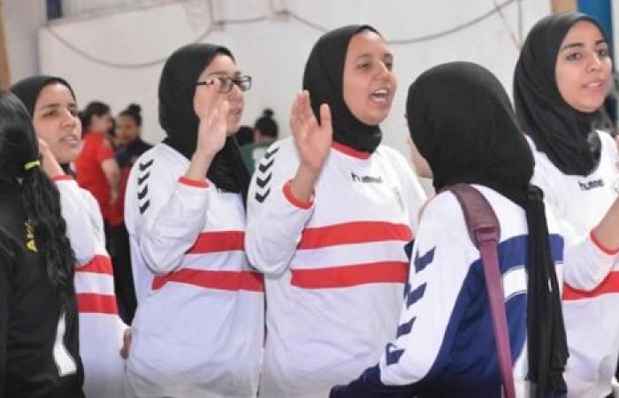 الوفد رياضة - سيدات يد الزمالك يختتمن المرحلة الثانية من فترة الإعداد موجز نيوز