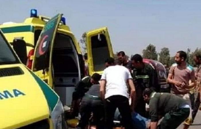 الوفد -الحوادث - بالأسماء.. إصابة 11 شخصًا في حادث تصادم بزراعي سوهاج الشرقي موجز نيوز